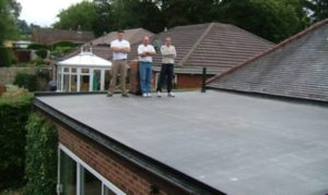 flat roof repairs Nottingham Nottinghamshire
