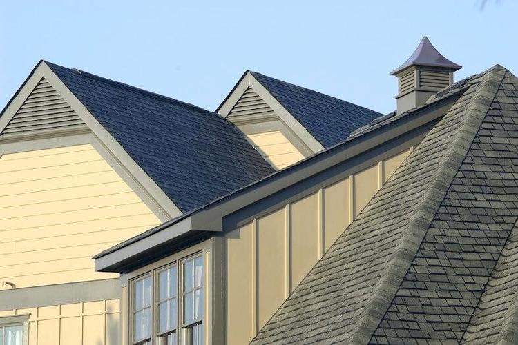 example new roof