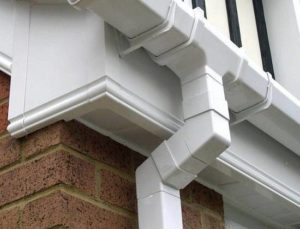 upvc guttering installation and slate roof repair in nottingham
